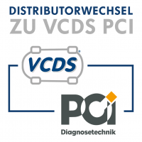 Distributor Change to VCDS PCI