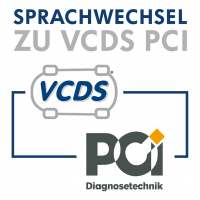 Language Change to VCDS PCI