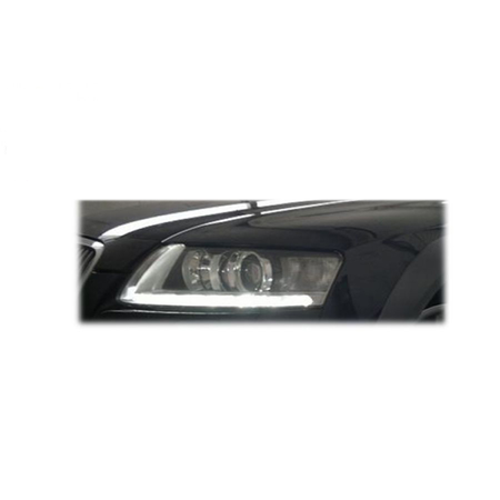AUDI A6 4F Xenon auf Facelift + LED Scheinwerfer Adapter
