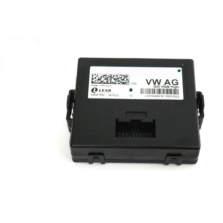 VW T6.1 Diagnoseinterface Gateway Highline